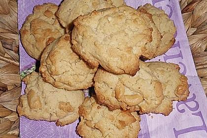 Cashew-Mandel Kekse