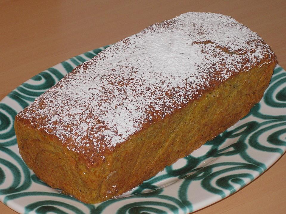 Saftiger Zucchini Karotten Kuchen Von Rocky73 Chefkoch De