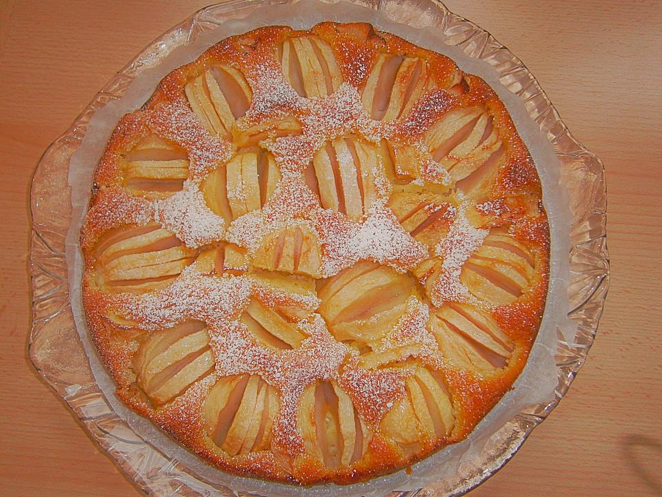 Apfelkuchen Ohne Milch Von Leia31 Chefkoch De