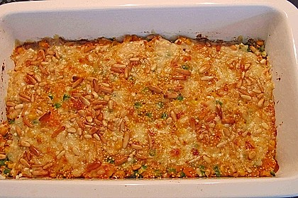 Margies Süßkartoffelauflauf 8