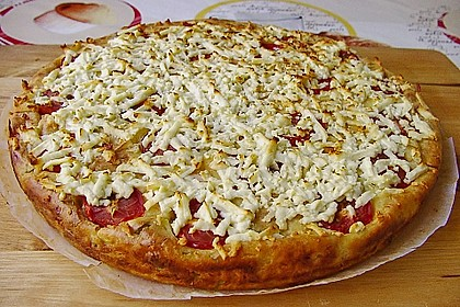 Schafskäse - Kuchen 32