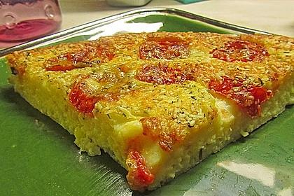 Schafskäse - Kuchen 16