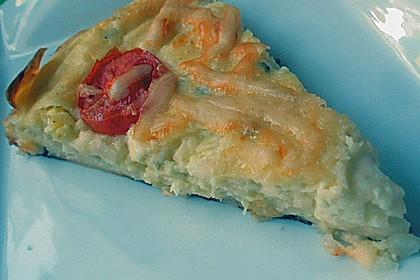 Schafskäse - Kuchen 24