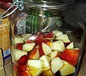 Eukas Apfel - Hagebutten Likör (Bild)