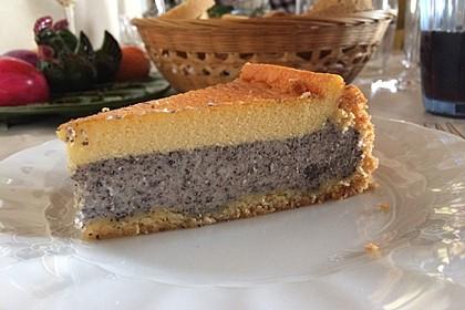 Mohn-Schmand Kuchen 9