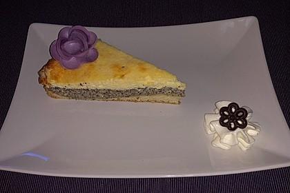 Mohn-Schmand Kuchen 13