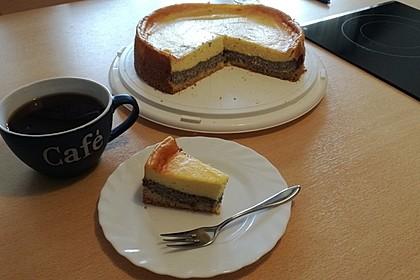 Mohn-Schmand Kuchen 14