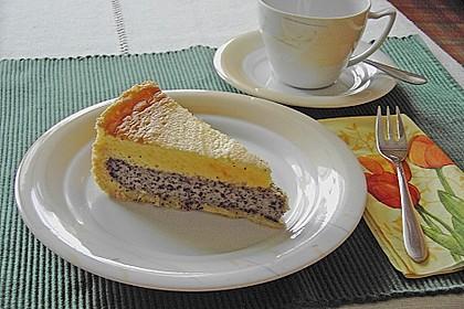 Mohn-Schmand Kuchen 11