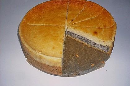 Mohn-Schmand Kuchen 4