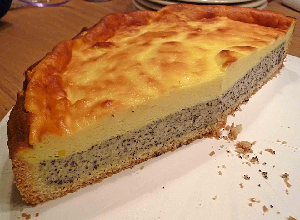 Mohn Schmand Kuchen Von Ufaudie58 Chefkoch De