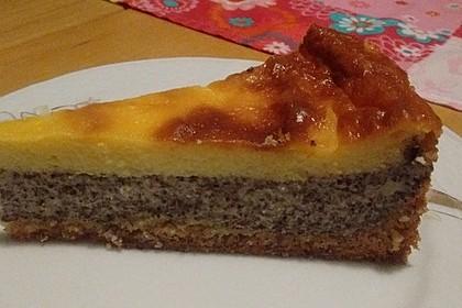 Mohn-Schmand Kuchen 15