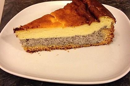 Mohn-Schmand Kuchen 7