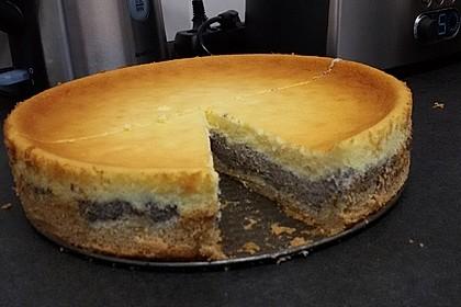 Mohn-Schmand Kuchen 5