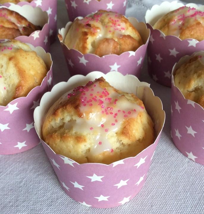 Zitronen Buttermilch Muffins Von Prombear Chefkoch De