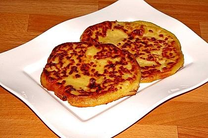 Kartoffelpuffer aus Kartoffelbrei 4