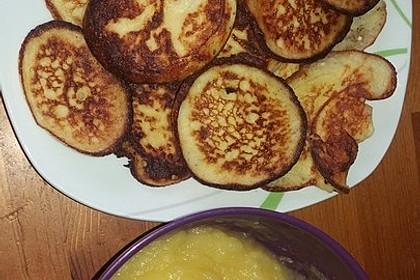 Kartoffelpuffer aus Kartoffelbrei 12