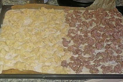 Pfirsich Zupfkuchen 1