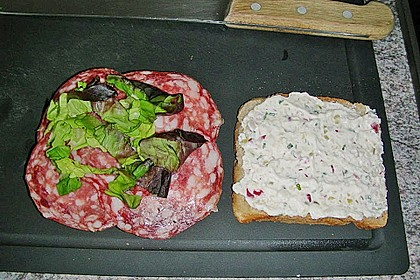 Salami Sandwich 2