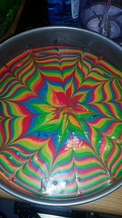 Zebra Kuchen Ein Raffiniertes Rezept Chefkoch De