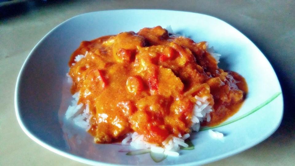Chicken Tikka Masala Von Myself666 Chefkochde