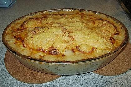 Kartoffelgratin - Auflauf 2