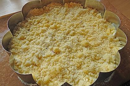 Ribisel-Topfen Kuchen mit Streusel 29