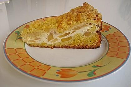 Ribisel-Topfen Kuchen mit Streusel 21