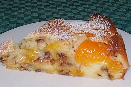 Ameisen-Marillenkuchen mit Puddingfüllung 42