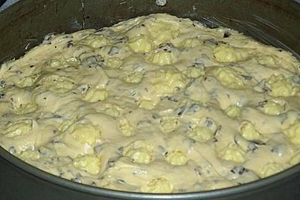 Ameisen-Marillenkuchen mit Puddingfüllung 75