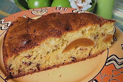 Ameisen-Marillenkuchen mit Puddingfüllung 38