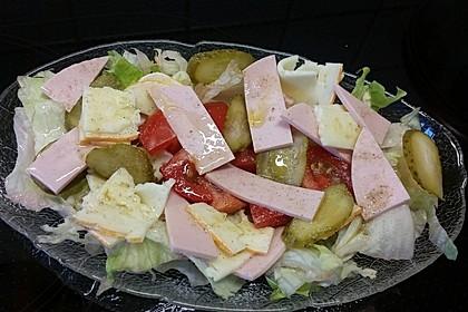 Wurst-Limburger Salat a la Bärchen 1