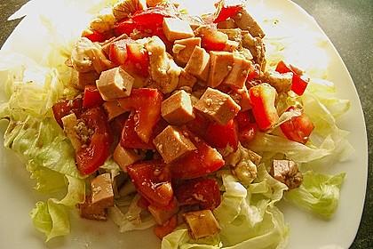 Wurst-Limburger Salat a la Bärchen