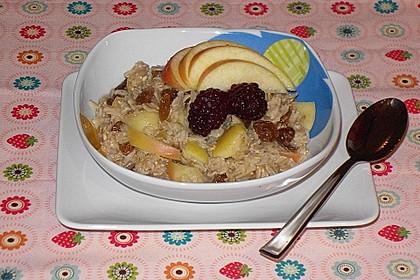 Ayurvedisches Frühstück 1