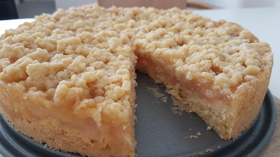 Ruck Zuck Apfelkuchen Von Tina31 Chefkoch De
