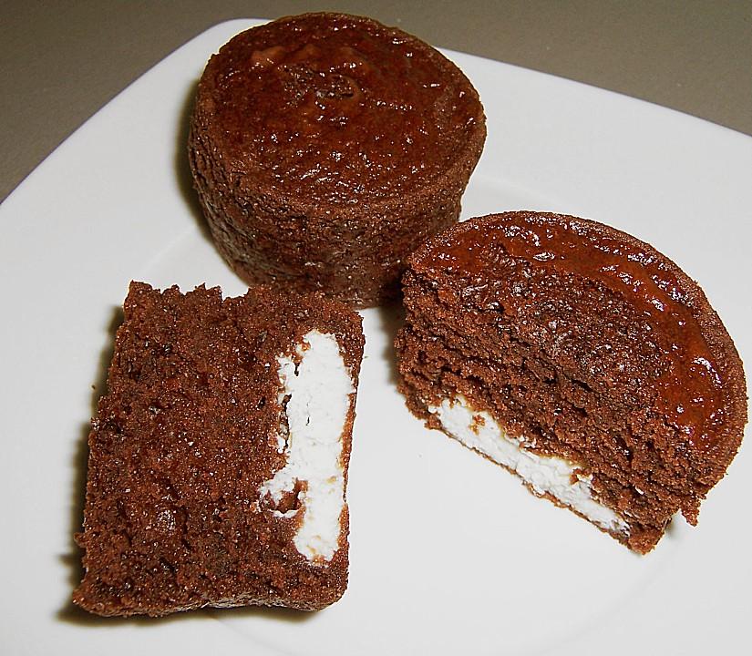 Schoko Frischkase Muffins Von Hasemoritz Chefkoch De