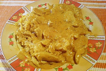 Curry - Geschnetzeltes 23