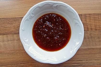 Süß - sauer - scharfe Sauce 2