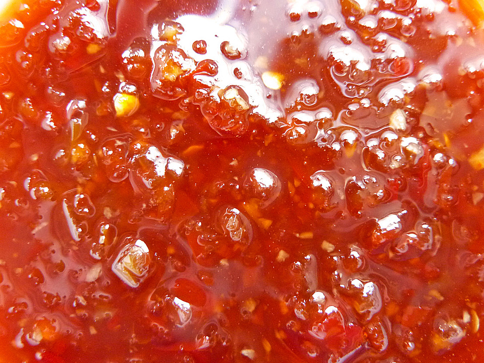 Süß Sauer Scharfe Sauce Von Mikka Chefkoch