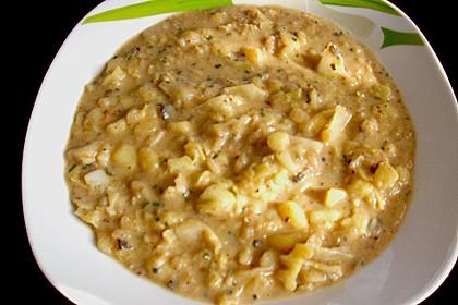 Chinakohl - Kartoffel - Eintopf 6