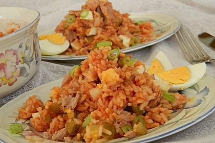 Thunfisch - Reissalat 2