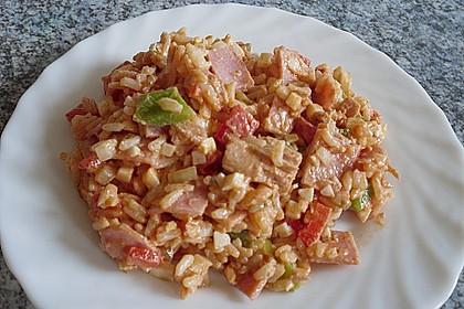 Thunfisch - Reissalat 4