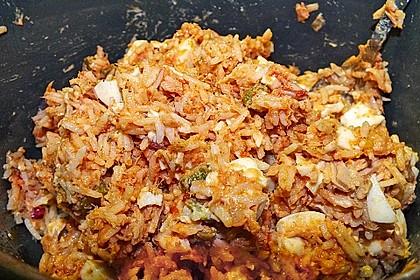 Thunfisch - Reissalat 5