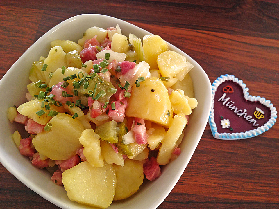 Bayrischer Kartoffelsalat Von Molly43 Chefkoch