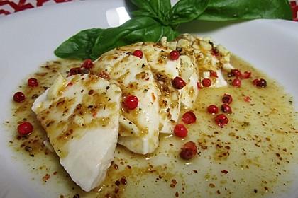 Marinierter Mozzarella 1