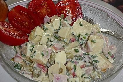 Käsesalat - einfach & lecker 5