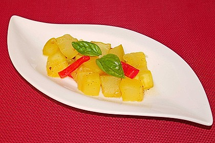 Eingelegte Zucchini 2