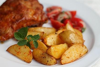 Backofenkartoffeln einfach und lecker 12