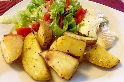 Backofenkartoffeln einfach und lecker 5