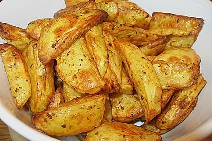 Backofenkartoffeln einfach und lecker 3