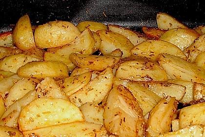 Backofenkartoffeln einfach und lecker 22